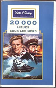 20 000 Lieues Sous Les Mers [VHS]
