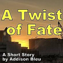 A Twist of Fate: A Short Story by Addison Bleu | Livre audio Auteur(s) : Addison Bleu Narrateur(s) : Kathleen Miranti