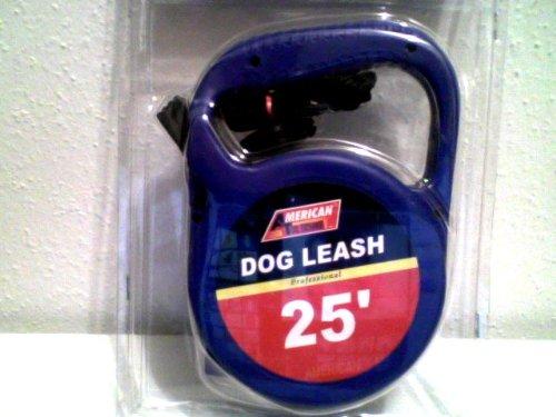 IIT 90019 Retractable Blue Dog Leash - 25 Feet (25 Feet Leash compare prices)