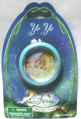 Disney Fairies Tinkerbell Yo-Yo - Buy Disney Fairies Tinkerbell Yo-Yo - Purchase Disney Fairies Tinkerbell Yo-Yo (What Kids Want! Inc., Toys & Games,Categories,Activities & Amusements,Yo-yos)