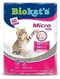 Biokats Micro fresh Klumpstreu Sommerduft, 14 l