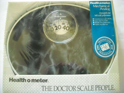 Image of Heath O Meter Mechanical Analog Dial Bath Scale New (B007TM7AUK)