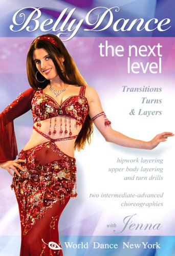 DVD : Jenna - Bellydance: The Next Level With Jenna (DVD)