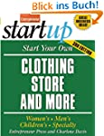 Start Your Own Clothing Store And Mor...