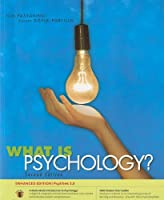 What is Psychology? PsykTrek 3.0 Enhanced by Pastorino