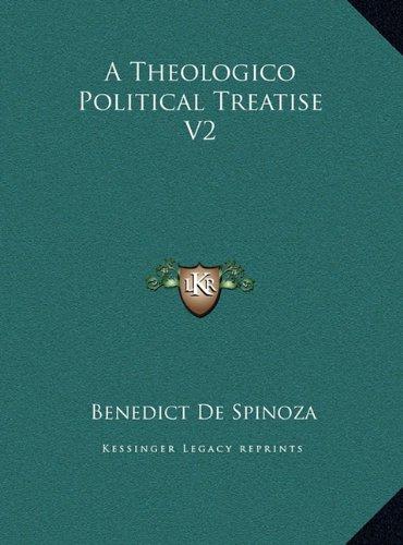 A Theologico Political Treatise V2