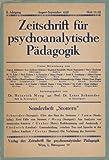 img - for Stottern (Stuttering) (Zeitschrift f r psychoanalytische P dagogik, II. Jahrgang. Heft 11/12. August-September 1928.) book / textbook / text book