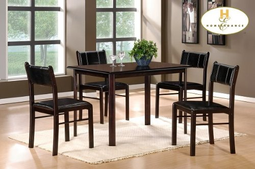 5-Piece Pack Dinette of Albany Collection by