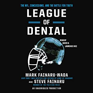 League of Denial Audiobook