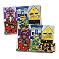 Melissa & Doug Deluxe Latches Board (2)