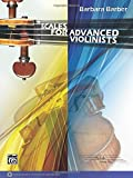 img - for Scales for Advanced Violinists book / textbook / text book