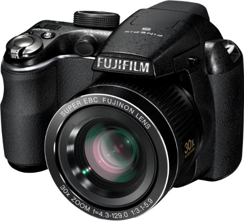 Fujifilm FinePix S4000 Digital Camera