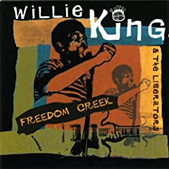 Album Freedom Creek by Willie King