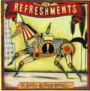 Bottle & Fresh Horses