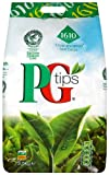 PG Tips Tea Bags (Pack of 1, Total 1610 Teabags)