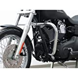 Protection Guard one piece from tube 38 mm, conical form for Harley Davidson Dyna Modelle ab Bj. 200