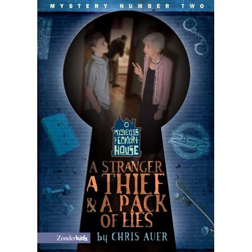 A Stranger Thief and a Pack of Lies, A (2:52 / Mysteries of Eckert House) Chris Auer