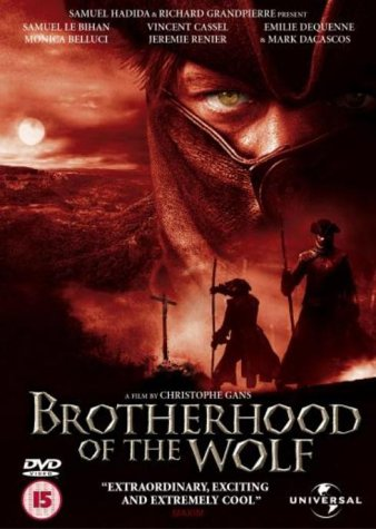 Brotherhood Of The Wolf [DVD] [2001]