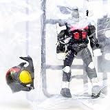 66アクション 仮面ライダー2 【シークレット:08.仮面ライダーダークカブト】(単品)