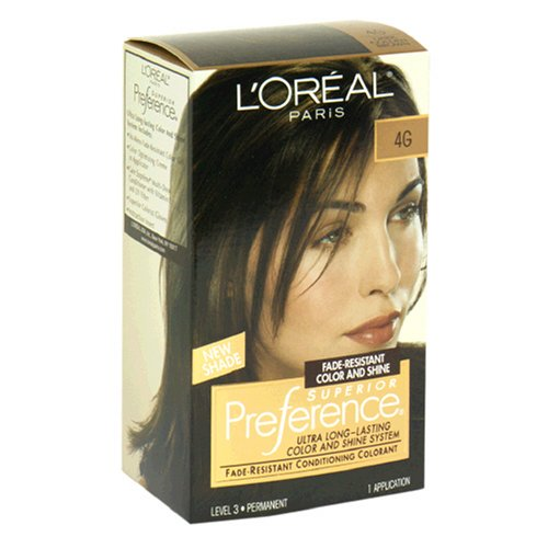 Oreal Superior Preference Les True Brunettes Ultra Light ...