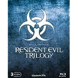 """Resident Evil Trilogy (limitierte Steelbook Edition) [Blu-ray]von """"Milla Jovovich"""""""