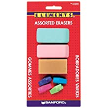 Paper Mate Eraser Super Pack