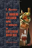 echange, troc François Massialot - Le nouveau cuisinier royal et bourgeois, ou cuisinier moderne: Tome 2