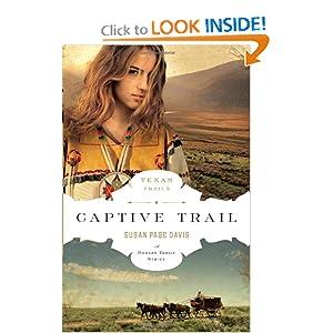 Captive Trail (The Texas Trail Series)