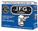 JFG Coffee Filter Packs,  1.5 oz. , 42-Count