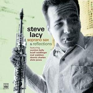 Steve Lacy Soprano Sax