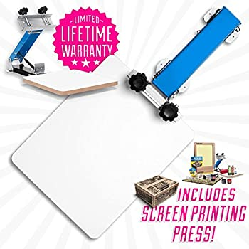DIY PRINT SHOP Awesome Gig Poster Screen Printing Kit