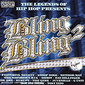Bling Bling The Megamix Vol.2 (G Unit ft. 50 Cent & Tony Yayo, Snoop Dogg, Daz Dillinger & Soopafly a.m.m.)