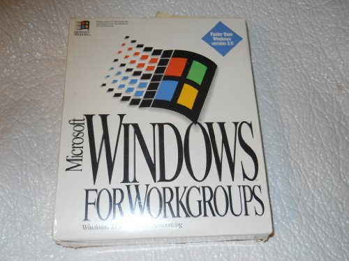 Microsoft Windows for Workgroups 3.11