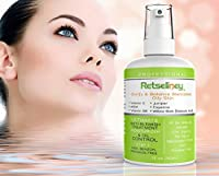 Retseliney Best Acne Treatment Moisturizer Cream & Oil Control + 2% Salicylic Acid & Vitamin C, for Teens, Adult & Hormonal Acne, Clear Blemishes & Acne Scars, Helps Prevent New Breakouts brought to you by Retseliney