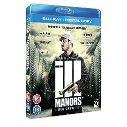 Ill Manors [Blu-ray]