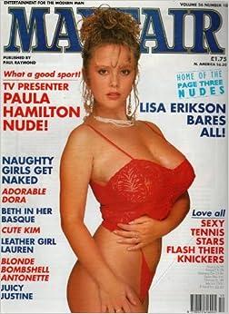 ... 26 number 10 TV's Paula Hamilton: Amazon.co.uk: Paul Raymond: Books: www.amazon.co.uk/Mayfair-magazine-number-Paula-Hamilton/dp/B00414C4UK