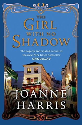 Image of The Girl with No Shadow (published in the UK as The Lollipop Shoes)