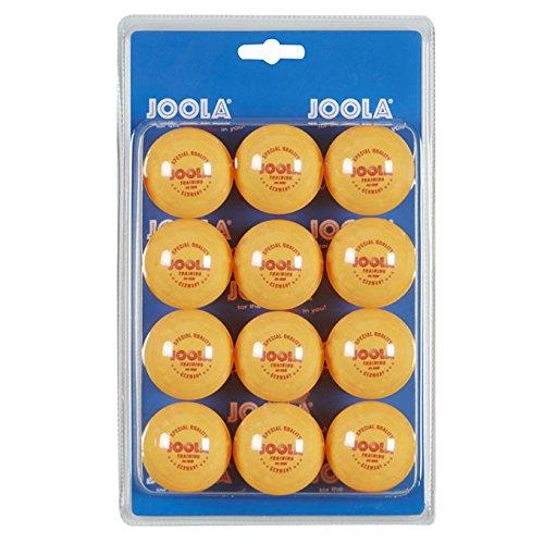 Joola Tischtennis-Bälle »TRAINING« 12er Blister, orange