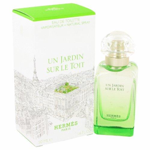 Nước hoa Un Jardin Sur Le Toit hãng Hermes 50ml dành cho nam và nữ
