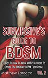img - for Submissive's Guide To BDSM Vol. 2: 97 Tips On How To Work With Your Dom To Create The Ultimate BDSM Experience (Guide to Healthy BDSM) (Volume 5) book / textbook / text book