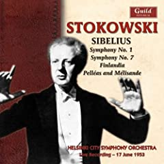 Stokowski Conducts Sibelius