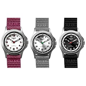 Dakota Watch Company - Dual LED Nurse Watch - Nylon Strap