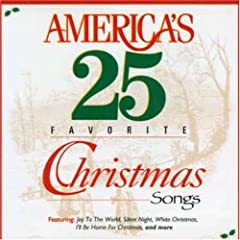 America's 25 Favorite Christmas Songs - $9.37 + FREE Shipping