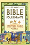 echange, troc Carol Watson - Grande Bible pour enfants