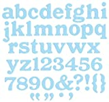 We R Memory Keepers Parade 4-Inch by 4-Inch Alphabet Die