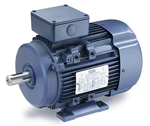 2-1.5 Hp-Kw 1100 Rpm Df100L Frame 230/460 Volts Leeson Electric Metric Motor # 193300