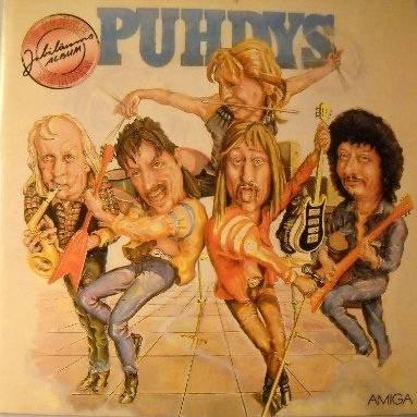 Puhdys - Das Jubil�ums Album: 20 Jahre Puhdys - Zortam Music