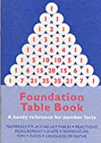 Foundation Table Book