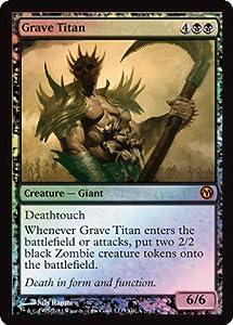 Magic: the Gathering - Grave Titan - Unique & Misc. Promos