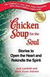 img - for Chicken Soup for the Soul: Stories to Open the Heart and Rekindle the Spirit book / textbook / text book